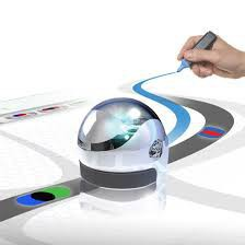 Ozobots and OzoBlockly
