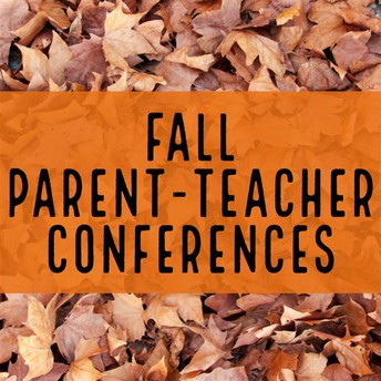You still have time to schedule your fall conferences!!