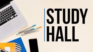 Supervised Study Hall