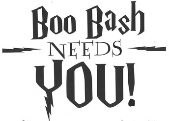 Boo Bash - October 26th 5:00 - 8:00 pm