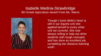 Isabelle Medina-Strawbridge