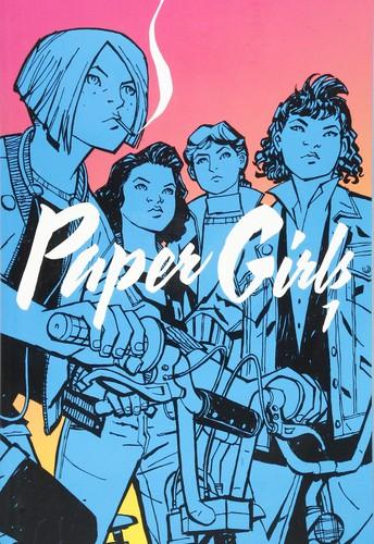 Paper Girls, Vol 1