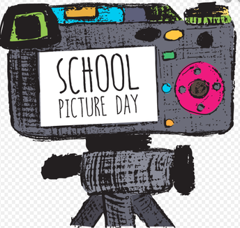 School Picture Day: Sept 18