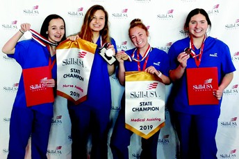 Students Win Career Contest