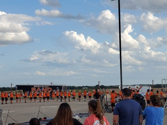Panther Band Summer Showcase