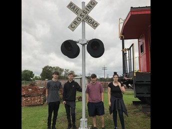 Railroad Visit