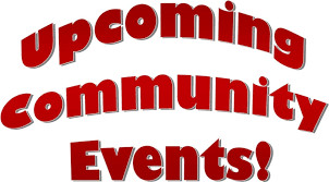 Upcoming Community Events & Flyers
