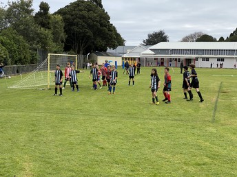 Interschool Soccer