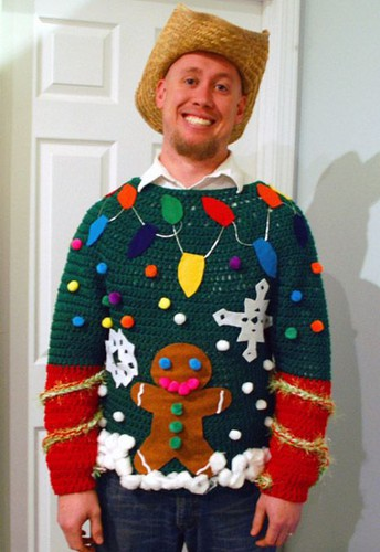 Make Your Own Ugly Christmas Sweater