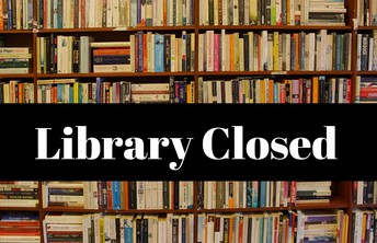 Reminder West Library Closure