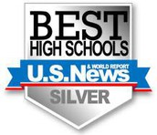 "SHS NAMED ""BEST HIGH SCHOOL"" & EARNS SILVER AWARD IN ANNUAL U.S. NEWS RANKING"