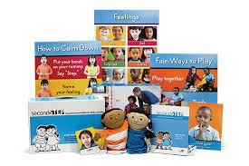 Second Step Social-Emotional Skills Curriculum