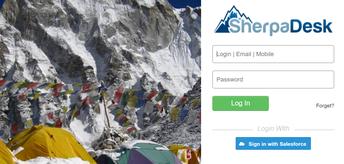 For Staff: Sherpadesk Ticket Tech HelpDesk
