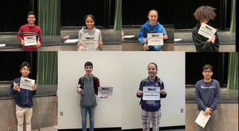 11th Grade Students of the Month