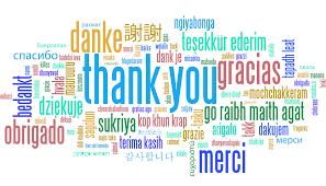 Gracias a nuestros voluntarios de la cafetería de esta semana: