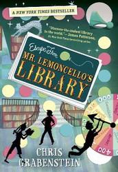 8) Escape From Mr. Lemoncello's Library