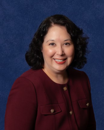 Lead Librarian, Pamela Thompson