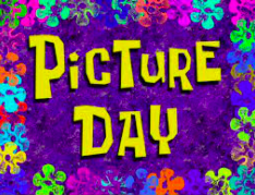 Spring Picture Day - Monday, April 12th