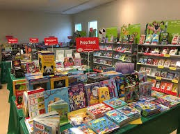 The Book Fair is in full swing!