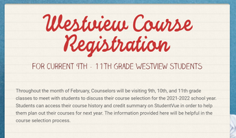 Courses for 2021-2022 due March 5!