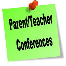 Save the Date-Parent Teacher Conferences