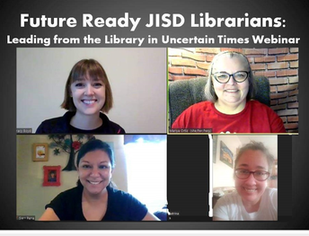 Growing Future Ready Librarians