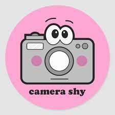 Don't be camera shy!