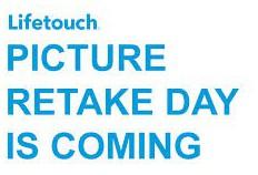 Picture Retake Day - 11/19