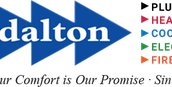 Dalton Plumbing, Heating, and Cooling