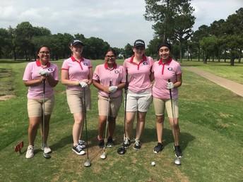 Regional Golf Finished 11th