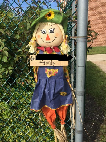 Scarecrow Fundraiser