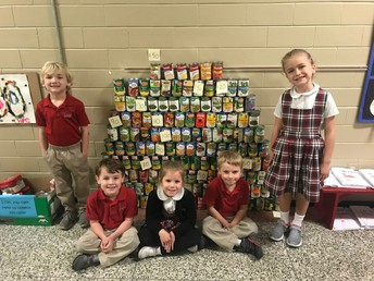 100TH DAY FOOD DRIVE