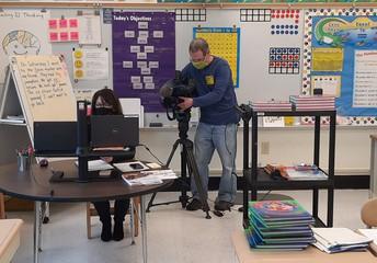 ABC6 Cameraman