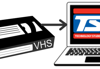 Converting VHS and VHS-C Tapes to Digital Format