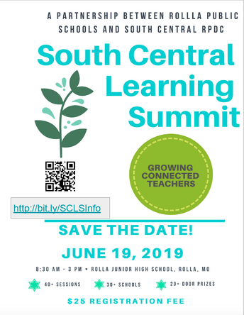 Great Opportunity for Educators in the South Central Region and Beyond