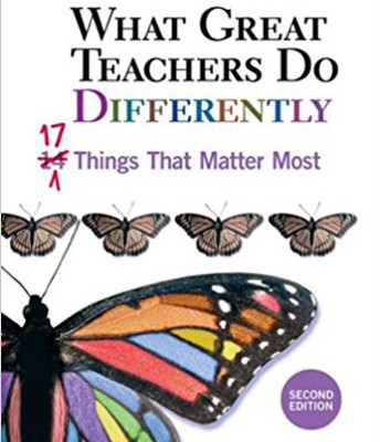What Great Teachers Do Differently--Todd Whitaker