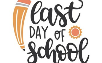 Last Day of School: June 19th