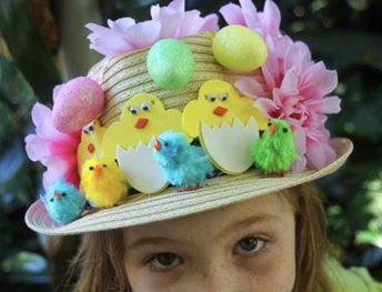 Easter Bonnet Competition & Parade