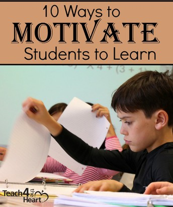 10 Ways to Motivate Your Student to Learn