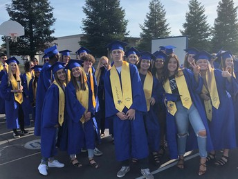 Congratulations, Graduating Zebras!