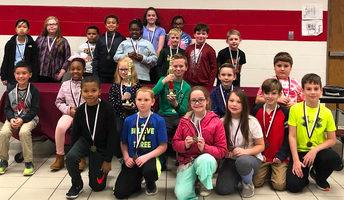 Creekside Elementary Spelling Bee 2019