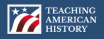 Teaching American History Webinars