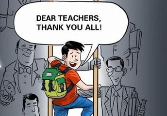 Teacher/Staff Shout Outs