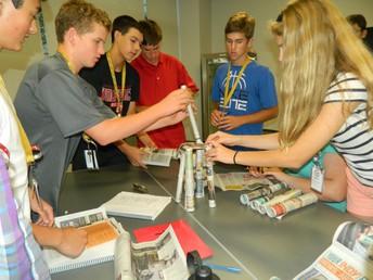 Program Spotlight: Shelton Challenge Leadership Camp