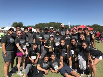 Join the Crockett High School Cap 10K Team