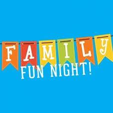 Title Family Night - April 19