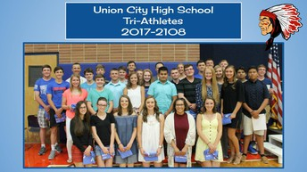 Union City Tri-Athletes for 2017-2018