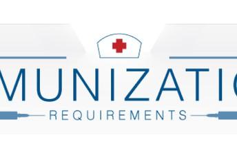 Immunization Requirements