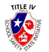 Title IV, Part A School Safety State Initiative