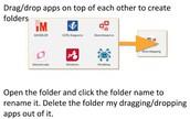 Organizing Chrome Apps
